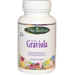 Paradise Herbs Brazilian Graviola Extract