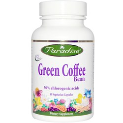Paradise Herbs Green Coffee Bean Extract