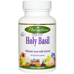 Paradise Herbs Holy Basil Organic Extract