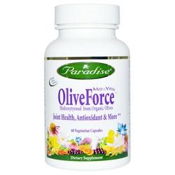 Paradise Herbs Medvita Olive Force