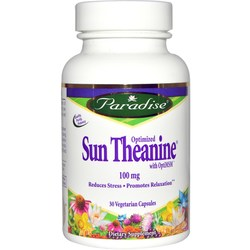 Paradise Herbs Sun Theanine 100 mg