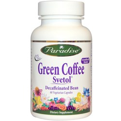 Paradise Herbs Svetol Green Coffee Bean Extract