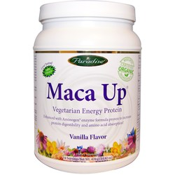 Paradise Herbs Maca Up Protein