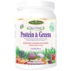 Paradise Herbs O. E. Protein  Greens