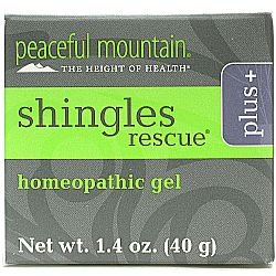 Peaceful Mountain Shingles Rescue Plus