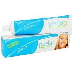 Peelu Toothpaste