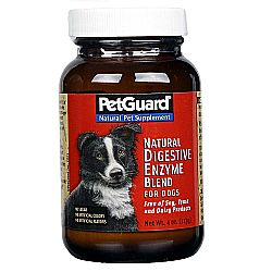 PetGuard Digestive Enzymes H.P. For Dogs