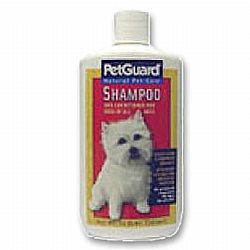 PetGuard Shampoo and Conditioner