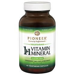Pioneer 1+ Vitamin Mineral