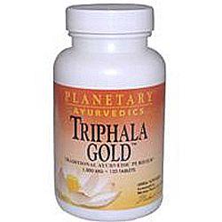 Planetary Ayurvedics Triphala Gold 1000 mg
