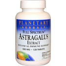 Planetary Herbals Full Spectrum Astragalus Extract