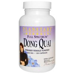 Planetary Herbals Full Spectrum Dong Quai 550 mg