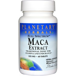 Planetary Herbals Full Spectrum Maca Root