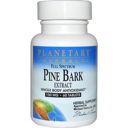Planetary Herbals Full Spectrum Pine Bark Extract
