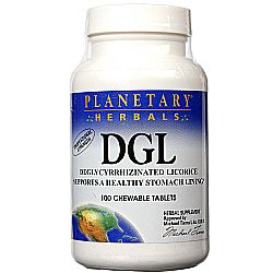 Planetary Herbals DGL