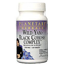 Planetary Herbals Wild Yam - Black Cohosh Complex