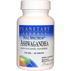 Planetary Herbals Full Spectrum Ashwagandha