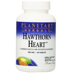 Planetary Herbals Hawthorn Heart