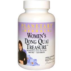 Planetary Herbals Women's Dong Quai Treasure