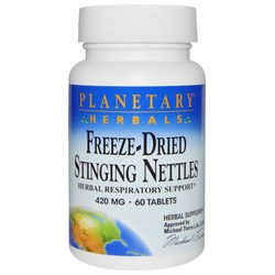 Planetary Herbals Freeze-Dried Stinging Nettles 420 mg