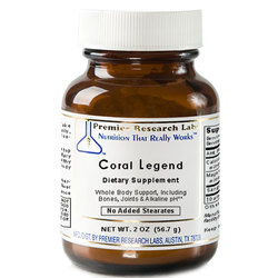 Premier Research Labs Coral Legend