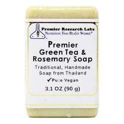 Premier Research Labs Premier Green Tea  Rosemary Soap