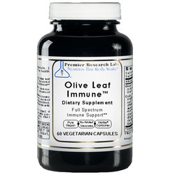 Premier Research Labs Olive Leaf Immune