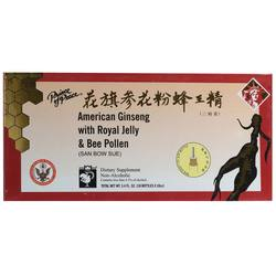 Prince of Peace American Ginseng with Royal Jelly and Bee Pollen