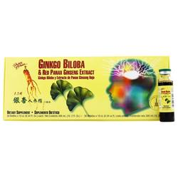 Prince of Peace Ginkgo Biloba Red Panax Ginseng Extract