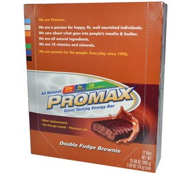 Promax Nutrition Energy Bar