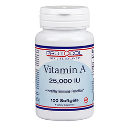 Protocol for Life Balance Vitamin A