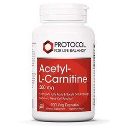Protocol for Life Balance Acetyl L-Carnitine