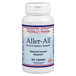 Protocol for Life Balance Aller-All Seasonal Support