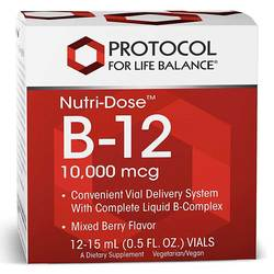 Protocol for Life Balance Nutri-Dose B-12