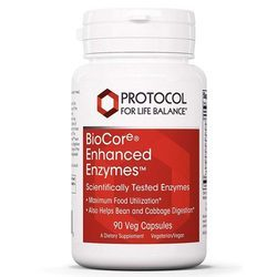 Protocol for Life Balance BioCore Enhanced Enzymes