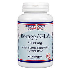 Protocol for Life Balance Borage  GLA