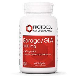 Protocol for Life Balance Borage  GLA