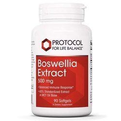 Protocol for Life Balance Boswellia Extract