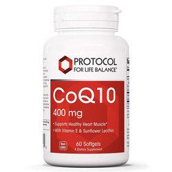 Protocol for Life Balance CoQ10
