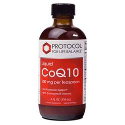 Protocol for Life Balance Liquid CoQ10