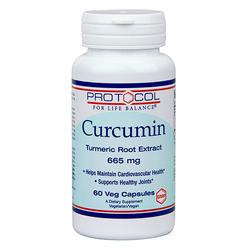Protocol for Life Balance Curcumin Turmeric Root Extract
