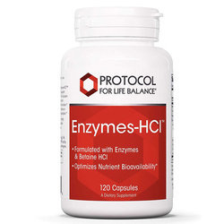 Protocol for Life Balance Enzymes-HCl