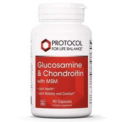 Protocol for Life Balance Glucosamine and Chondroitin with MSM