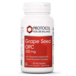 Protocol for Life Balance Grape Seed OPC
