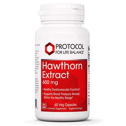 Protocol for Life Balance Hawthorn Extract