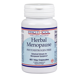 Protocol for Life Balance Herbal Menopause