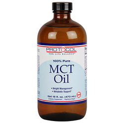 Protocol for Life Balance Liquid MCT Oil