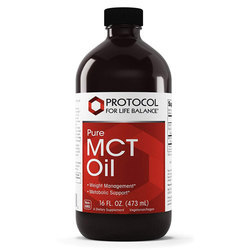 Protocol for Life Balance Pure MCT Oil