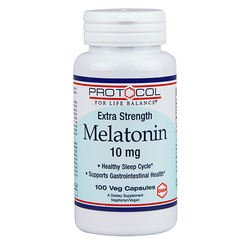 Protocol for Life Balance Extra Strength Melatonin