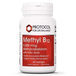 Protocol for Life Balance Methyl B12 with Folic Acid